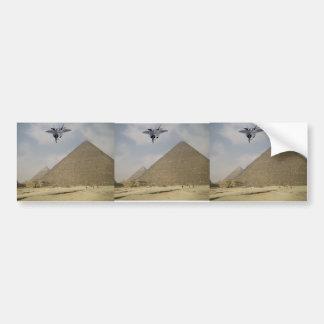 DESERT BIRD BUMPER STICKER