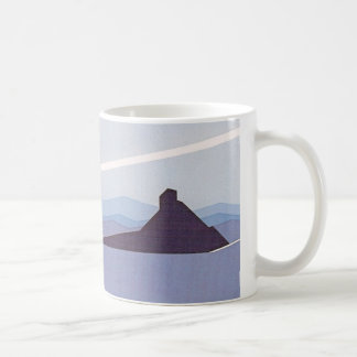 Desert Blue Mugs