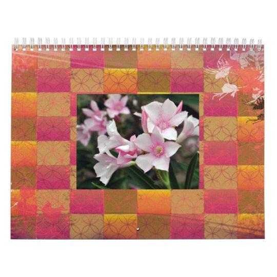 Desert Botanicals Calendar