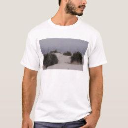 Desert Brush in White Sand T-Shirt