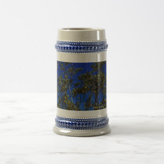 Desert Buds in Bloom Beer Stein