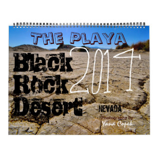 Desert Calendar 2014