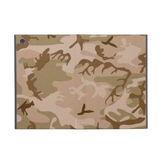 Desert Camo - Brown Camouflage Covers For iPad Mini