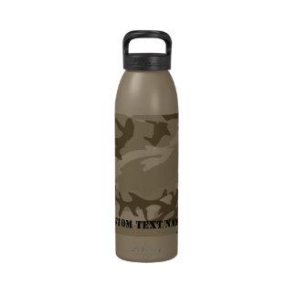 Desert Camo Water Bottles | Desert Camo Sport Bottles