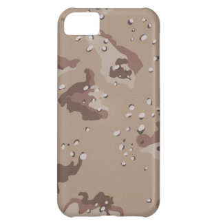 Desert Camo iPhone 5C Case, Barely There