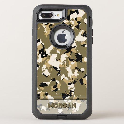 Otterbox Defender Camo Iphone  Plus