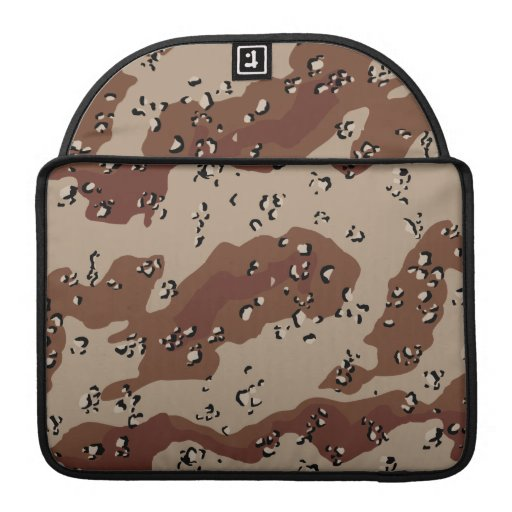 desert camo pattern camouflage print army sleeve for MacBook pro