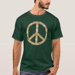 Desert Camo Peace T-Shirt
