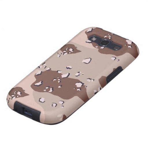 Desert Camo Samsung Galaxy S Galaxy SIII Case