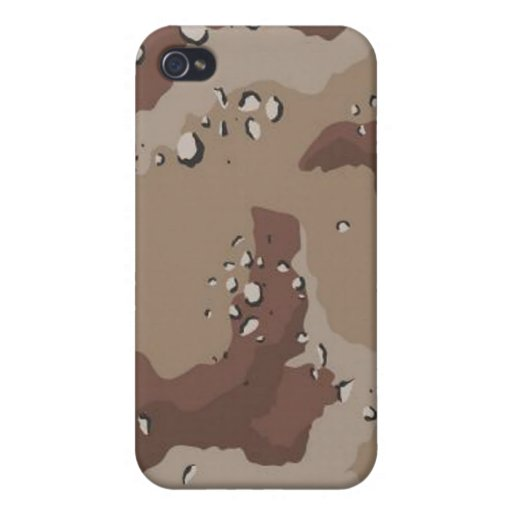 desert camoflauge iPhone case iPhone 4/4S Cover