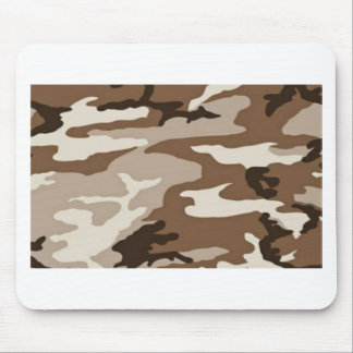Desert camoflauge mouse pad