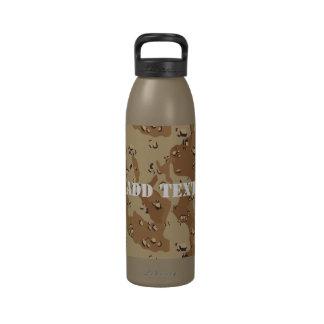 Desert Camouflage (1) Drinking Bottles