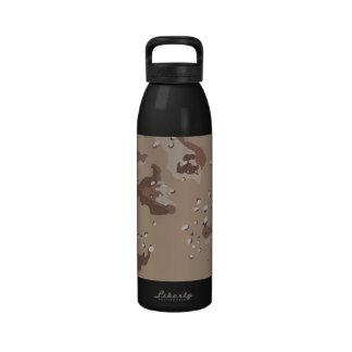 Desert Camouflage Bottle Reusable Water Bottles
