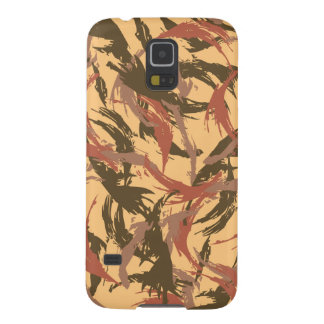 Desert Camouflage Case For Galaxy S5