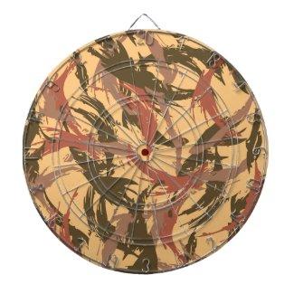 Desert Camouflage Dartboards