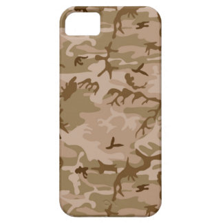 Desert Camouflage iPhone SE/5/5s Case