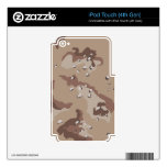 Desert Camouflage iPod Touch (4th Gen) Skins iPod Touch 4G Decal