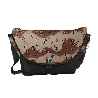 desert camouflage messenger bag