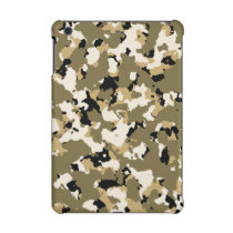 Desert Camouflage Pattern iPad Mini Retina Cases