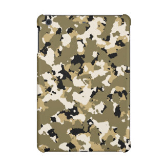 Desert Camouflage Pattern iPad Mini Retina Cases