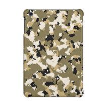 Desert Camouflage Pattern iPad Mini Retina Cover