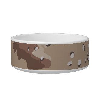 Desert Camouflage Pet Bowl