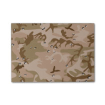 Desert Camouflage Post-it Notes