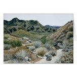 Desert Canyon Card