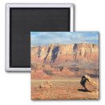 Desert Canyon color photograph fridge magnet