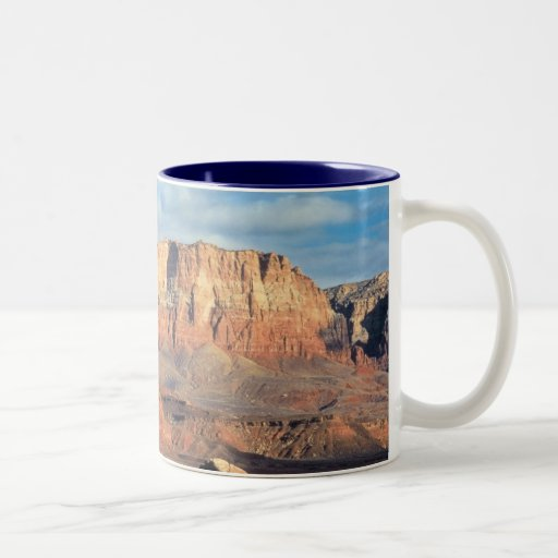 Desert Canyon color photograph mug