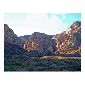 Desert Canyon Postcard