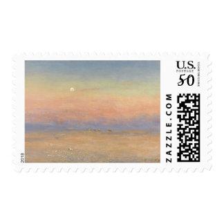 Desert Caravan Postage