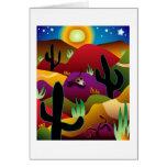 Desert Card