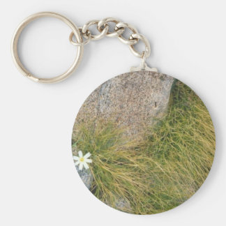 Desert catchfly keychain
