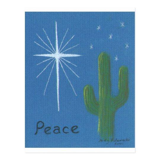Desert Christmas Greeting Cards