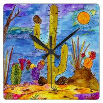 Desert Clock