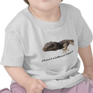 Desert Collared Lizard Tshirts