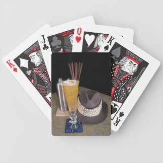 Desert Cooler Bicycle Playing Cards
