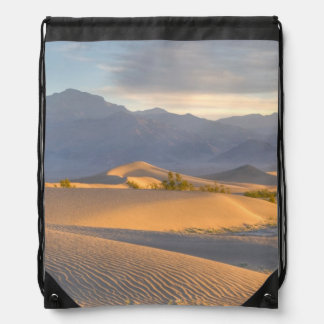 Desert Dawn Drawstring Bag