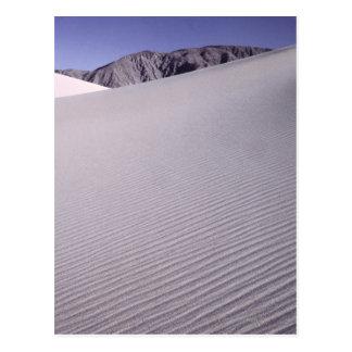 Desert ,Death Valley National Park ,California Postcard