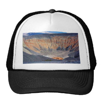 Desert Death Valley Ubehebe Crater Trucker Hat