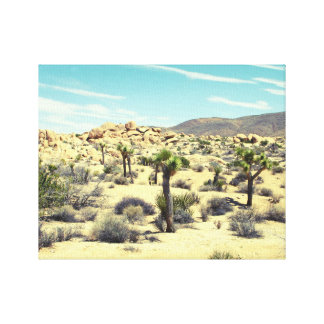 Desert Decadence Canvas Print