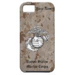 Desert Digital Camo EGA Case iPhone 5 Case