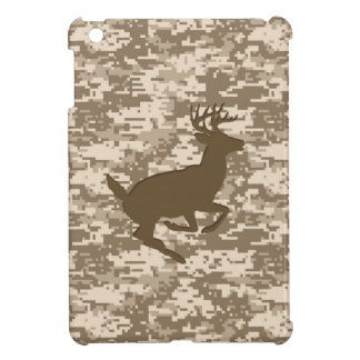 Desert Digital Camouflage Deer Camo Pattern Cover For The iPad Mini