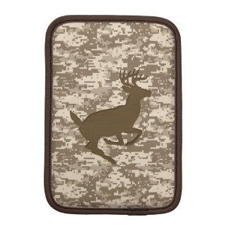 Desert Digital Camouflage Deer Camo Pattern Sleeve For iPad Mini