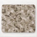 Desert Digital Camouflage Mousepad
