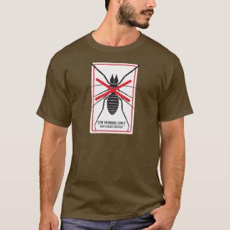 Desert District For Humans Only Camel Spider T-Shirt