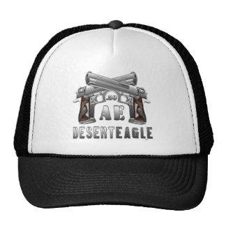 Desert Eagle .50 AE Trucker Hats