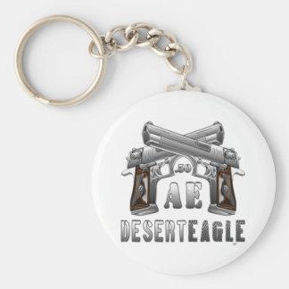 Desert Eagle .50 AE Keychain
