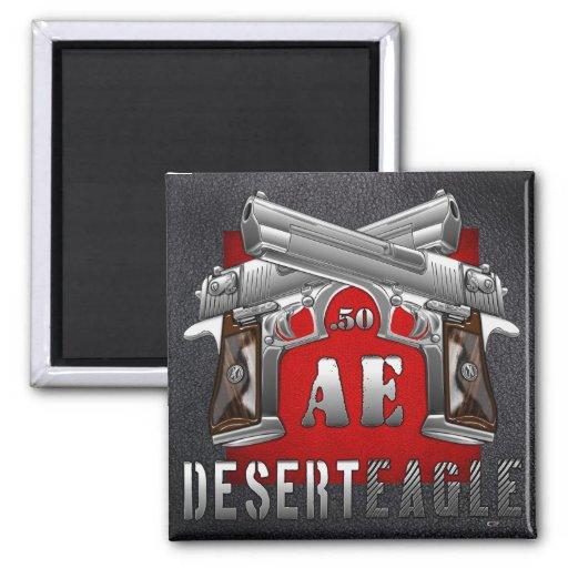 Desert Eagle .50 AE Magnets